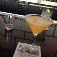 Photo taken at Blue Wasabi Sushi & Martini Bar by Patty P. on 9/5/2012