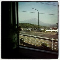Photo taken at GELATERIA らぐるぽ by mizore on 5/6/2012