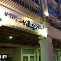 Photo taken at Albert Court Village Hotel by  Zaki  M. on 9/7/2011