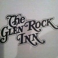Photo taken at The Glen Rock Inn by epfunk on 8/8/2012