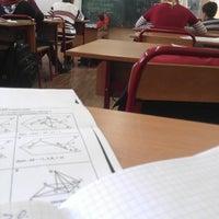 Photo taken at Лицей информационных технологий № 1537 by Dasha ▲ P. on 3/26/2012