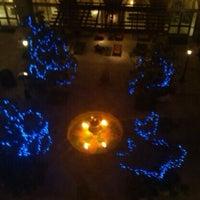 Photo taken at Renaissance Tampa International Plaza Hotel by Zack S. on 1/7/2012