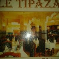 Photo prise au Le Tipaza par Emilie M. le10/27/2011