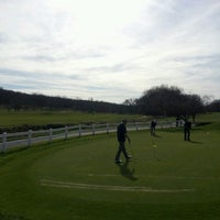 Photo taken at Francis Byrne Golf Course by Thomas R. on 11/26/2011