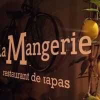 Снимок сделан в La Mangerie пользователем Romain L. 7/7/2012