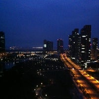Photo taken at Sheraton Incheon Hotel by SuYeon K. on 7/30/2011