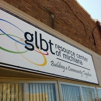 Photo taken at GLBT Resource Center by Gideon on 8/15/2011