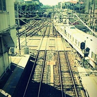 Photo taken at Keisei-Tsudanuma Station (KS26/SL24) by kakeru m. on 9/18/2011