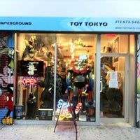 Photo taken at Toy Tokyo by Sherry T. on 1/7/2012