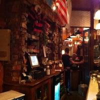 Photo taken at Flanagans Irish Pub by Cansu G. on 10/15/2011