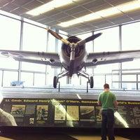 Photo taken at Terminal 2 by Brandon C. on 1/29/2012