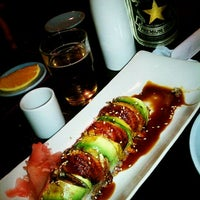 Photo taken at Sakura Japanese Restaurant by Adrian B. on 11/19/2011