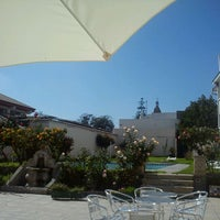 Photo taken at Hotel Francisco De Aguirre by Claudia B. on 4/5/2012