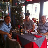 Photo taken at Restaurante Las Martas by Jose Eduardo V. on 4/17/2012