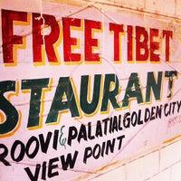 Photo prise au Free Tibet par berg L. le4/6/2012