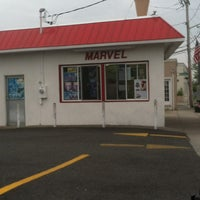 Photo taken at Marvel Ice Cream by Sam W. on 5/30/2012