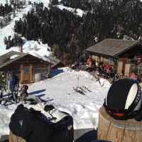 Photo taken at Chalet Novelly by Claudio P. on 3/1/2012