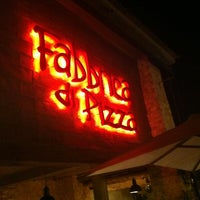 Photo taken at Fabbrica Di Pizza by Mikaere C. on 8/17/2012