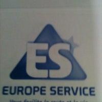 Photo taken at Europe Service by Matt D. on 10/24/2011