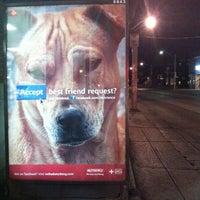 Photo taken at TTC Stop #2093 by Katerina💠 on 4/18/2012
