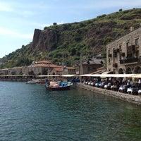 4/29/2012 tarihinde Okay Y.ziyaretçi tarafından Assos Antik Liman'de çekilen fotoğraf