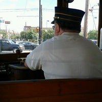 Photo taken at M-Line Trolley by Jay J. on 9/9/2012