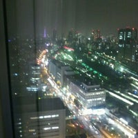 Photo taken at Main Tower by Shin I. on 10/24/2011