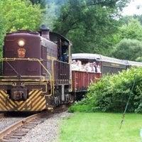 Photo taken at Oil Creek & Titusville Railroad by Oil Region Alliance on 8/22/2011