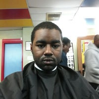Photo taken at Unique Cuts by Lightning R. on 6/2/2012