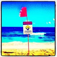 Photo taken at Ehukai Beach by Daniela A. on 6/26/2012