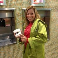 Photo taken at Mango Cup Frozen Yogurt by Ray A. on 3/11/2012