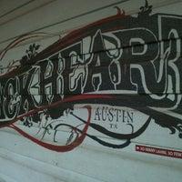 8/26/2012 tarihinde Dominic L.ziyaretçi tarafından The Blackheart'de çekilen fotoğraf