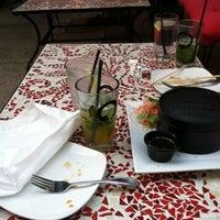 Photo taken at Zen Bistro & Wine Bar by Joe B. on 9/4/2011