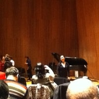 Photo taken at DiMenna Center for Classical Music by Brian K. on 12/11/2011