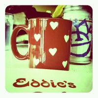 Photo taken at Eddie's Cafe by Gina C. on 7/4/2011