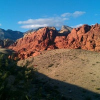 Foto tirada no(a) Red Rock Canyon National Conservation Area por Giselle N. em 11/7/2011