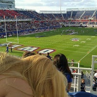 Photo taken at FAU Football Stadium by Chris S. on 11/5/2011