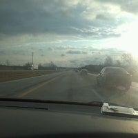Photo taken at I-96 by Nkosi F. @. on 12/15/2011