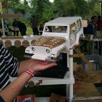 รูปภาพถ่ายที่ World Maker Faire โดย Brian B. เมื่อ 9/17/2011