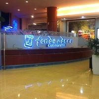 Photo taken at Fondeadero Restaurant by Jose Rafael P. on 6/16/2012