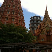 Photo taken at Wat Tham Sua by Supattra T. on 4/13/2012