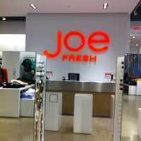 Photo taken at Joe Fresh by Gio on 9/11/2012