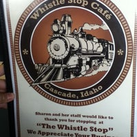 Photo taken at Whistle Stop Cafe by Kaiti C. on 7/5/2012