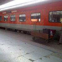 Photo taken at 12313 Rajadhani Express by Tithi M. on 6/12/2012