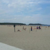 Photo taken at Orchard Beach by Keith G. on 7/14/2012