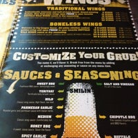 Photo taken at Buffalo Wild Wings by Cheeky C. on 5/17/2012