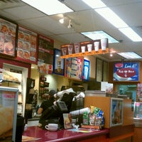 Photo taken at Dunkin' Donuts by Luis G. on 6/17/2012