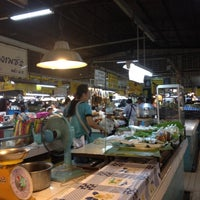 Photo taken at Thanin Market by Siaiw N. on 6/8/2012