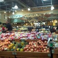 Photo taken at Market District Supermarket by John H. on 5/20/2012
