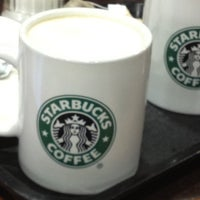 Photo taken at Starbucks by Ali D. on 6/17/2012